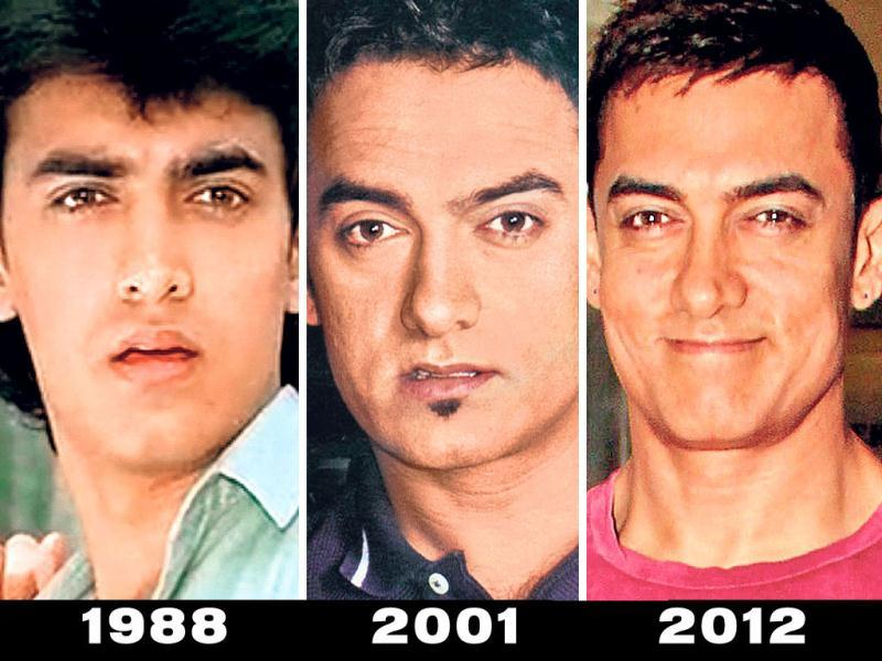 Aamir Khan became every girl's pin-up boy with Qayamat Se Qayamat Tak, wowed foreign shores with Lagaan and gave Bollywood the Rs 300 crore club.