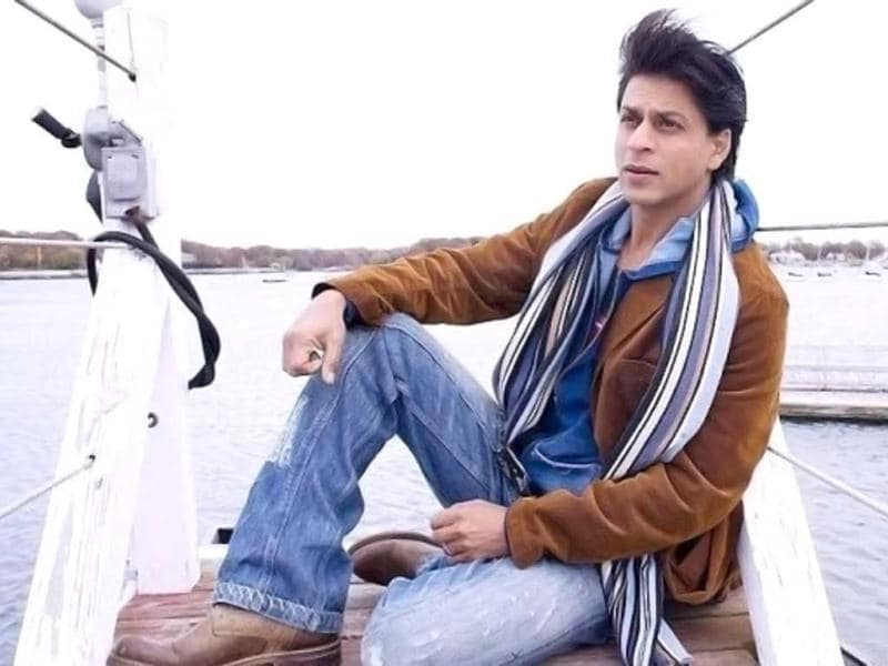 Shah Rukh Khan's look is much appreciated in this film.
