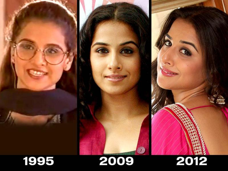 Actor Vidya Balan's Bollywood journey may have been a bumpy ride but she made 'dirty' look good. The past year proved noteworthy for her both professionally and personally. The game changer Kahaani released and she tied the knot with UTV head Siddharth Roy Kapoor. Here's a look at her Bollywood journey over the years.