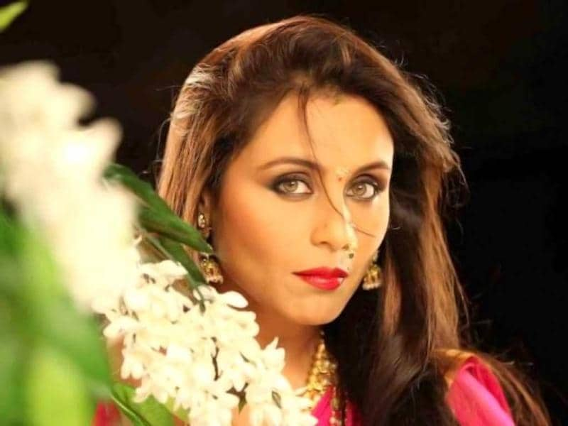 Rani Mukerji's loud look from the movie Aiyyaa reminds us of Vidya Balan in Dirty Picture.