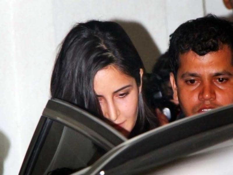 Katrina Kaif makes an entry.