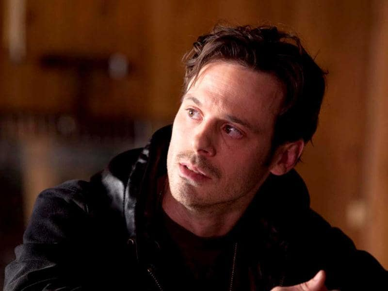 Scoot McNairy plays the crucial character of Frankie in the film.