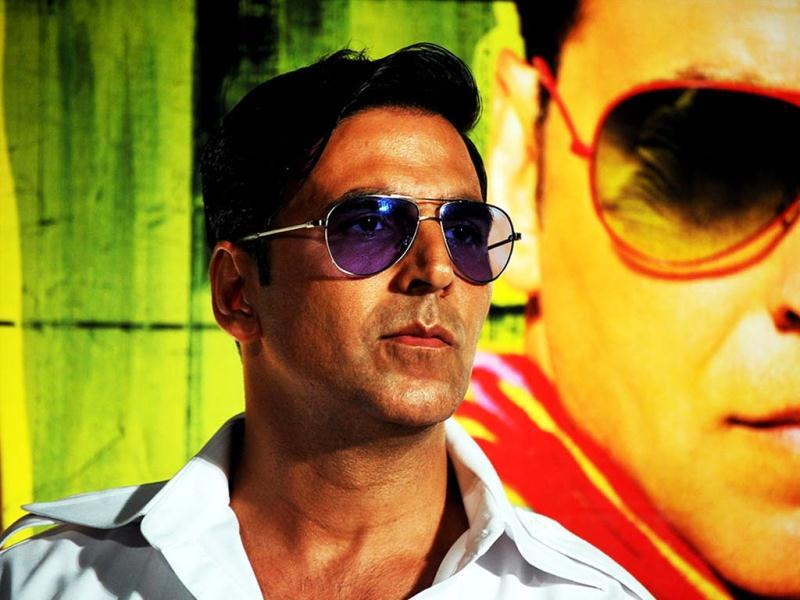 Make way as the Khiladi has arrived once again! Akshay Kumar is already busy with the promotion of his upcoming film Khiladi 786. Take a look.
