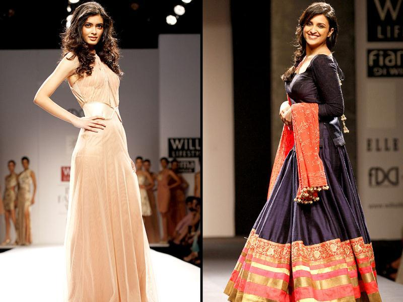 Wills Lifestyle India Fashion Week is back once again! As Parineeti Chopra and Diana Penty walked the ramp at the WLIFW, here's a look at everyone who was there!