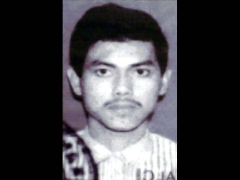 A file photo received from the Philippine National Police in Manila showing Dulmatin, the alleged mastermind of the October 12, 2002 Bali bomb attacks, who was shot dead in a Jakarta police raid. AFP Photo