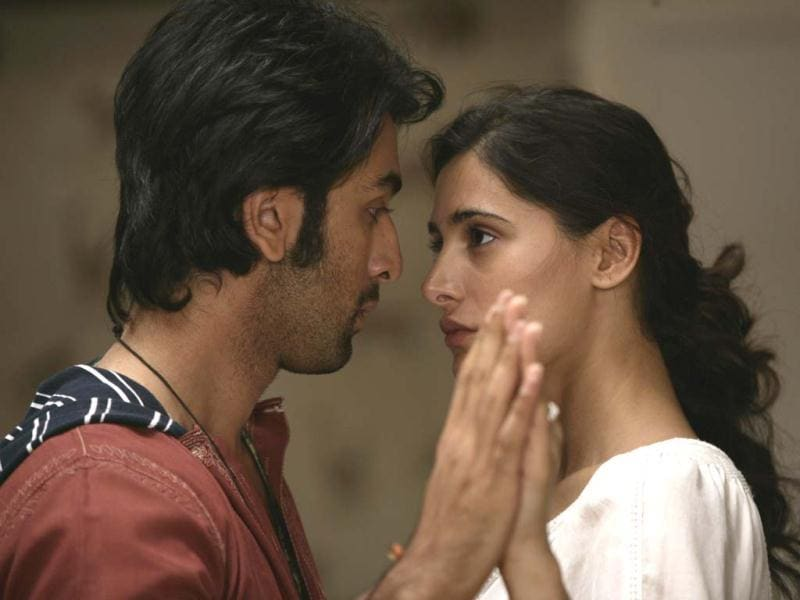 Kingfisher Calendar Girl Nargis Fakhri looked ethereal in her Bollywood debut opposite Ranbir Kapoor in Rockstar (2011).