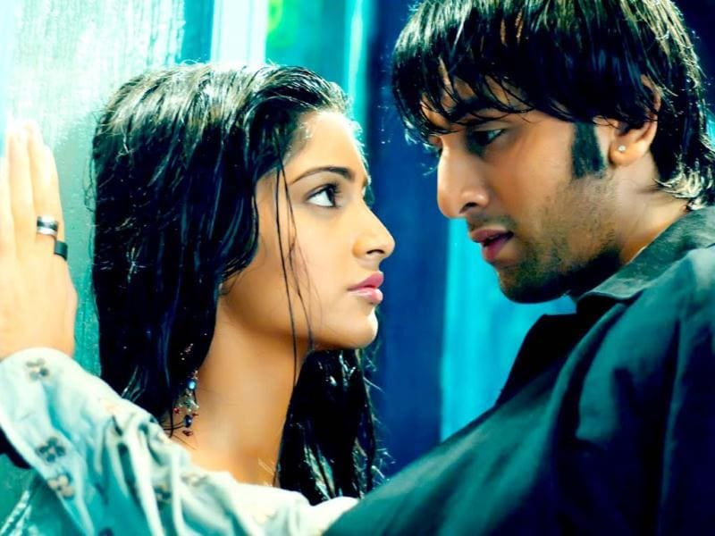 Both Ranbir and Sonam Kapoor debuted with Sanjay Leela Bhansali's film Saawariya (2007). Sonam's freshness and Ranbir's expressiveness won them both a lot of praise.