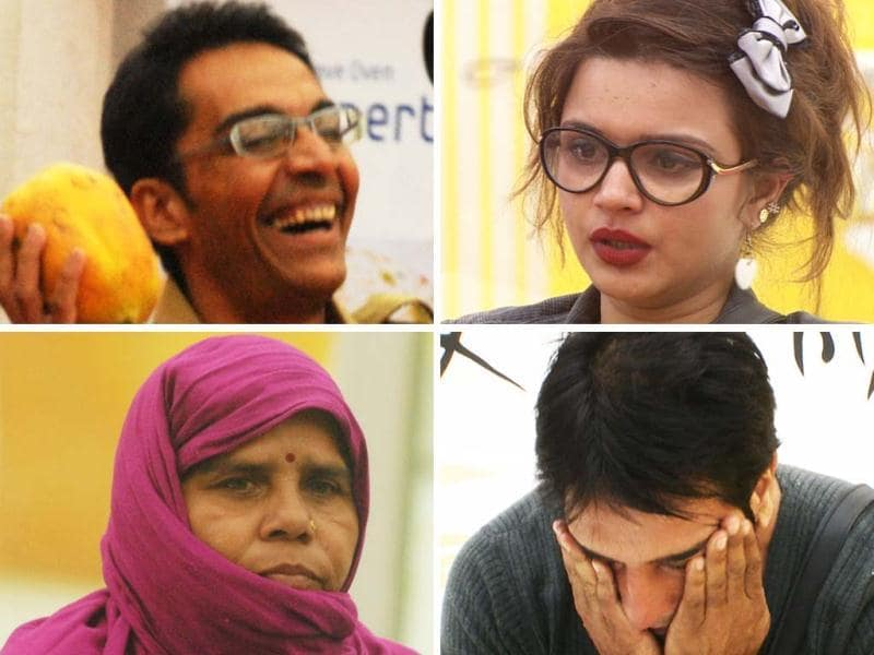The glamourous house of Bigg Boss season 6 hosts different contestants with varying personalities and moods. Check it out!