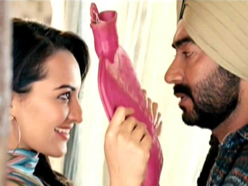 Son Of Sardaar: Ajay Devgn who is on a high after the success of Bol Bachchan is set to return with Diwali release Son Of Sardaar. Sonakshi Sinha impressed with Rowdy Rathore this year, but her Joker was a dud. The film will release on November 13.