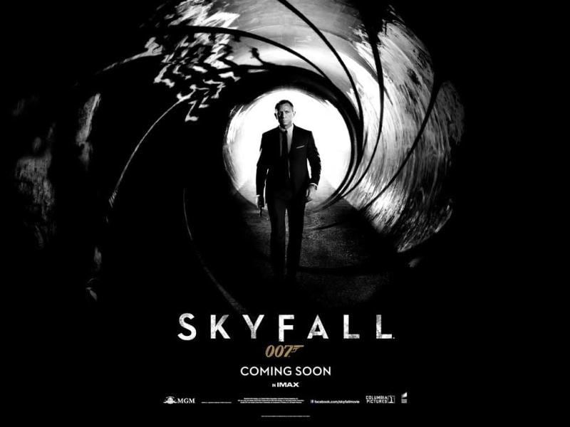 Skyfall: The latest 007 instalment Skyfall is set to be the most successful James Bond movie in the 50-year history of the franchise and is predicted to rake in more than 1 billion dollars at the box office.