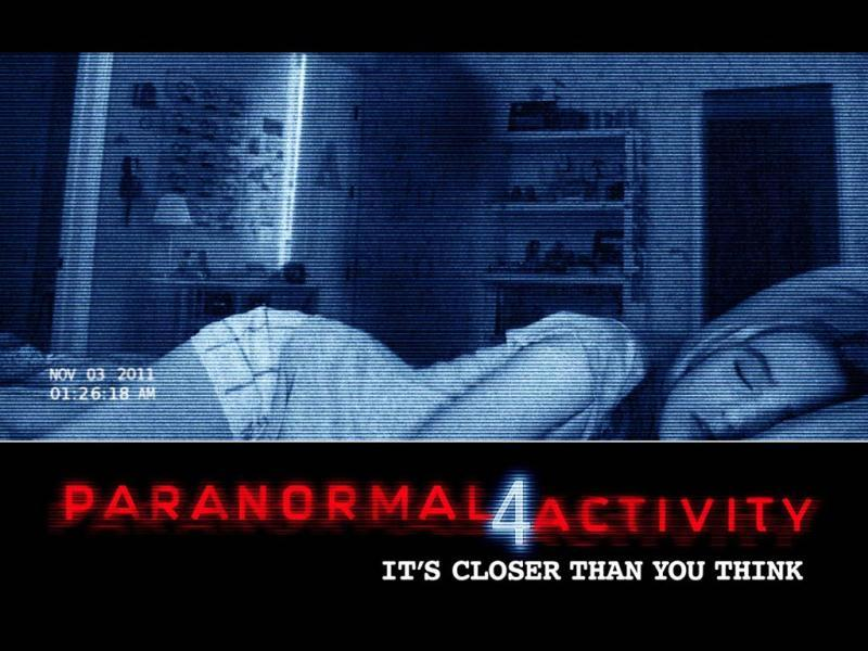 It's once again time to spook yourself out and test your courage limits. Yes, Paranormal Activity is back and promises more horror than before.