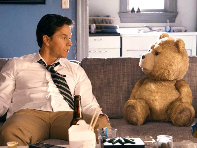 As the result of a childhood wish, John Bennett's (Mark Wahlberg) teddy bear, Ted, came to life and has been by John's side ever since - a friendship that's tested when Lori (Mila Kunis), John's girlfriend of four years, wants more from their relationship.