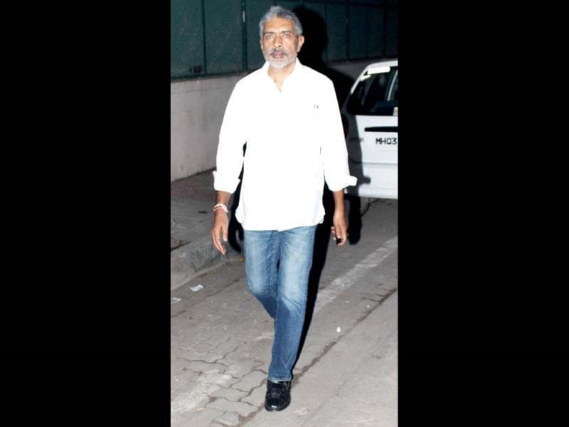 LOST: director Prakash Jha lost the Lok Sabha elections for the third time in his political career when he was defeated in West Champaran by BJP's Sanjay Jaiswal. (Agency)