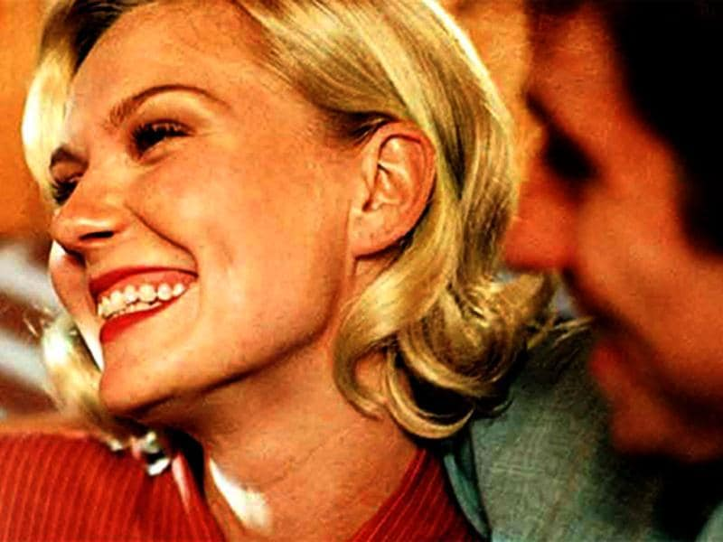 Kirsten Dunst plays the innocent Camille in On The Road.