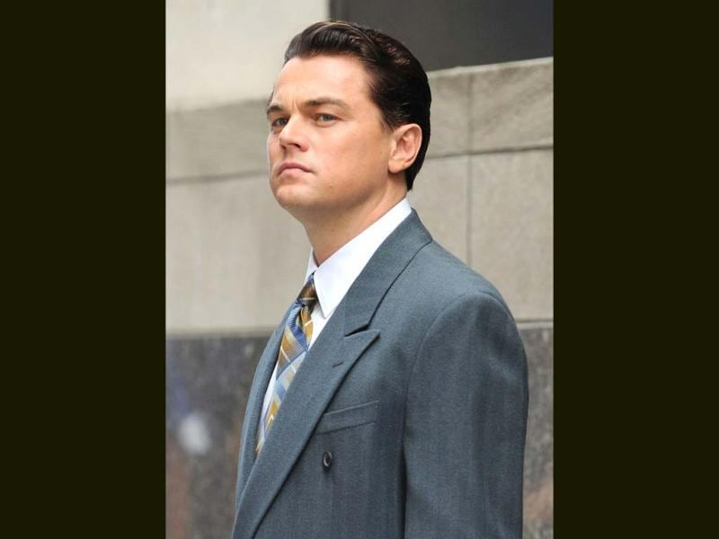 In The Wolf of Wall Street Leonardo DiCaprio plays Jordan Belfort, the white collar criminal who was imprisoned for his stock market manipulations.