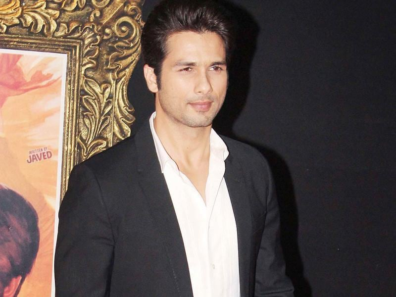 Shahid Kapoor, too, features in advertisements for Vaseline fairness cream for men.