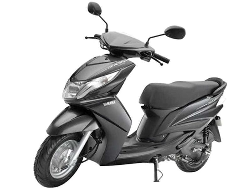 Yamaha's first scooter for India, the Ray, accounts for 35 percent of its sales during festive season.