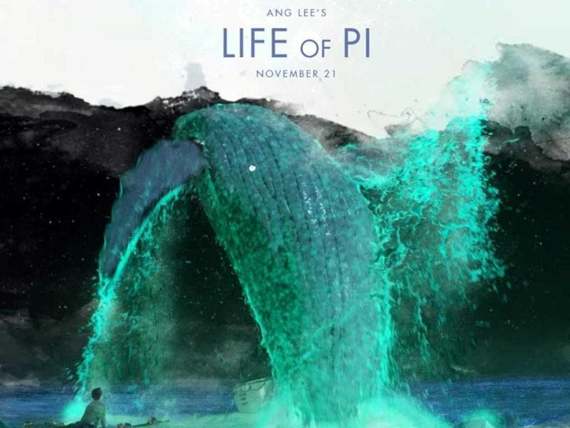 Life of Pi is one of the most-highly anticipated cinematic works and is supposed to be a great visual experience.