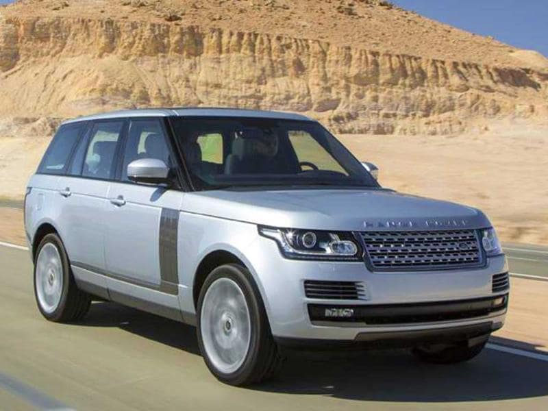 New Range Rover review, test drive