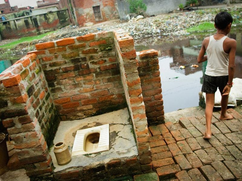 This accounts for 14.7 per cent of total enrolled children that do not do not have access to toilet facility in schools. Seven states - Orissa, Meghalaya, Chhattisgarh, Jharkhand, Assam and Bihar account for almost 50% 13.8 million children without access to toilet facilities in schools. Girls' toilets are available in only 60% of the schools. Wherever toilets exist, only one in two is usable. UNICEF
