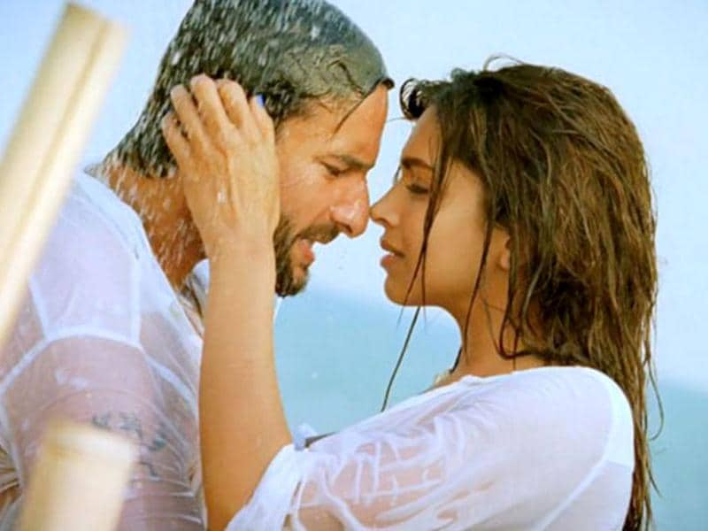 Saif Ali Khan-Deepika Padukone are all set to alight the screen with their sizzling chemistry.