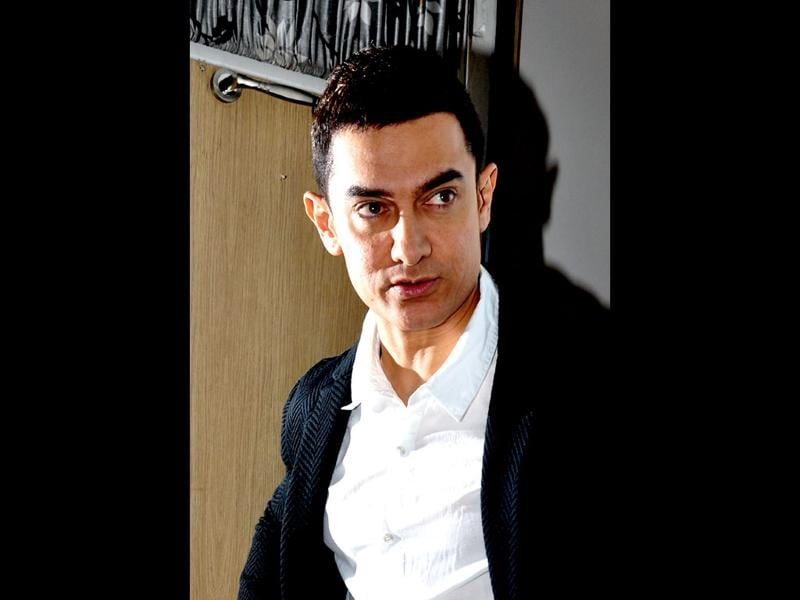 Aamir Khan will next be seen in Talaash and Dhoom:3.