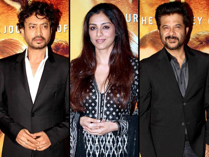 Several stars were present at the special screening of Life of Pi in Mumbai. Take a look at who was there...