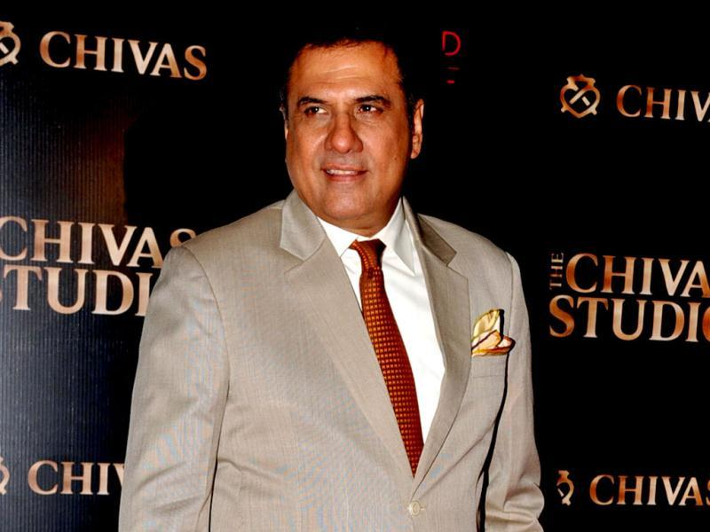 Actor Boman Irani suited up for the event. (AFP Photo)