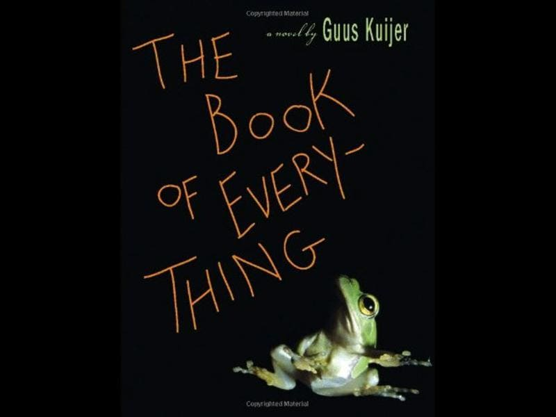 The Book Of Everything by Guus Kuijer wins Astrid Lindgren prize