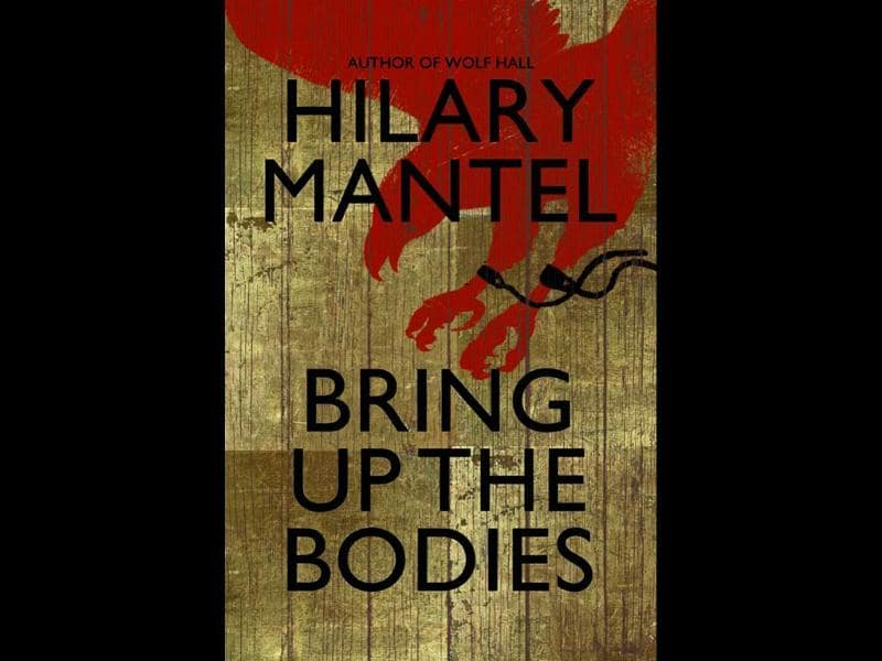 Bring up the Bodies by Hilary Mantel wins Booker Prize