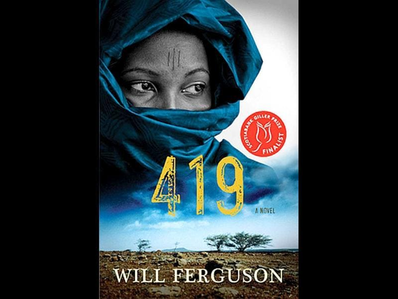 '419' by Will Ferguson wins ScotiaBank Giller Prize