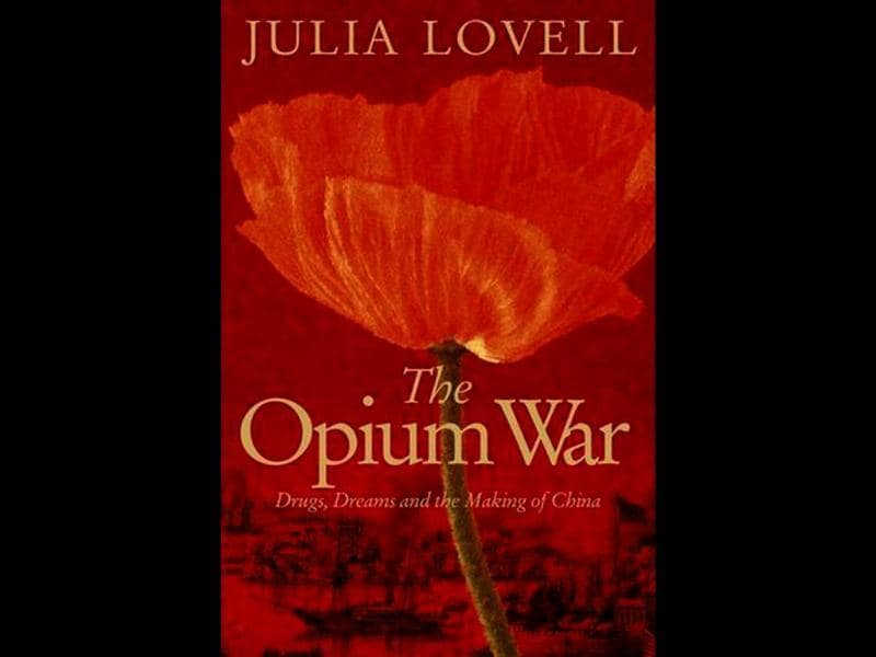 The Opium War by Julia Lovell wins Jan Michalski Prize 2012
