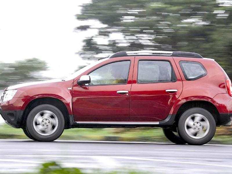 Renault Duster review, test drive