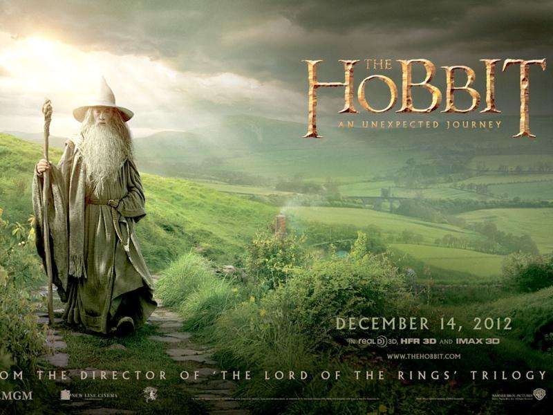 Like all the other films from the franchise, The Hobbit has also been directed by ace filmmaker Peter Jackson.