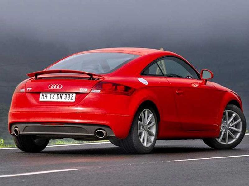 Audi TT 2.0 TFSI review, test drive