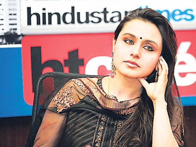 Rani Mukerji plays Aamir Khan's wife in Talaash. (Photo: Saroj Kumar Dora, Prodip Guha)