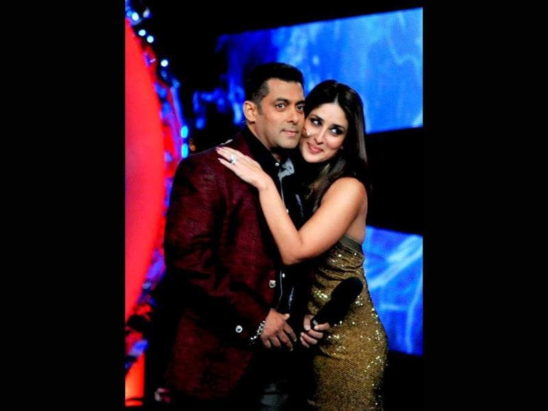 What did Salman say to Kareena! Sure makes us wonder!