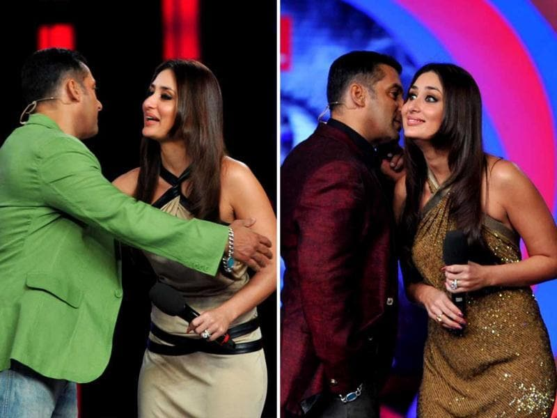 They've done several films together by now and the chemistry is naturally palpable. After doing an item number in Salman Khan's Dabangg 2, Kareena Kapoor Khan was seen releasing the full video of her much-hyped song Fevicol Se.