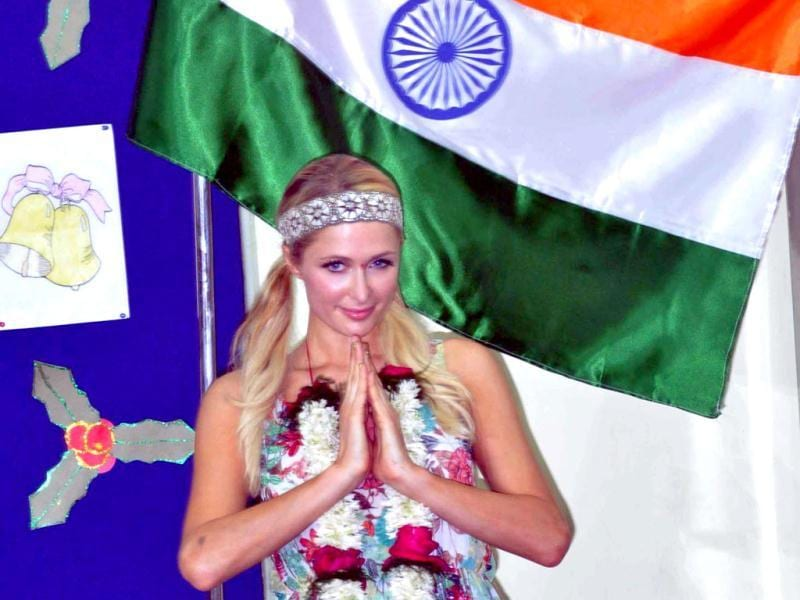 American socialite Paris Hilton had a blast during her visit to India. She had even tweeted about Goa: