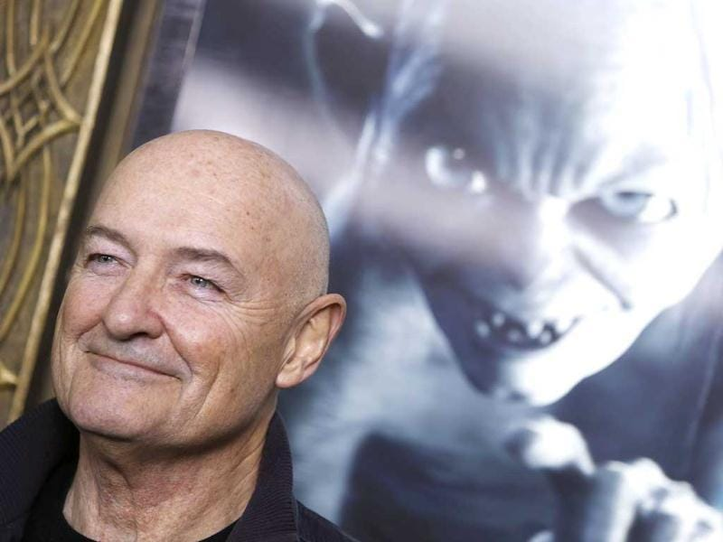 Actor Terry O'Quinn arrives for the premiere of the movie