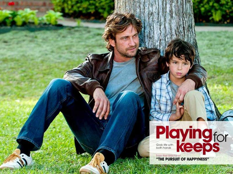 A star-studded comic romance is in the offing as Gerard Butler, Catherine Zeta Jones, Uma Thurman and Jessica Biel star in Playing For Keeps. Check out what the film is about.