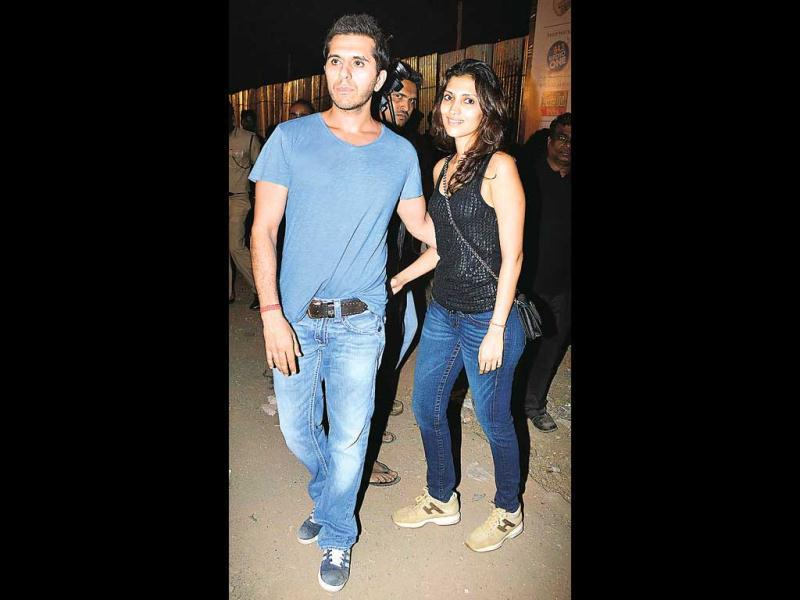 Film producer Ritesh Sidhwani, who was seen with his wife Dolly at the GN'R concert, said,
