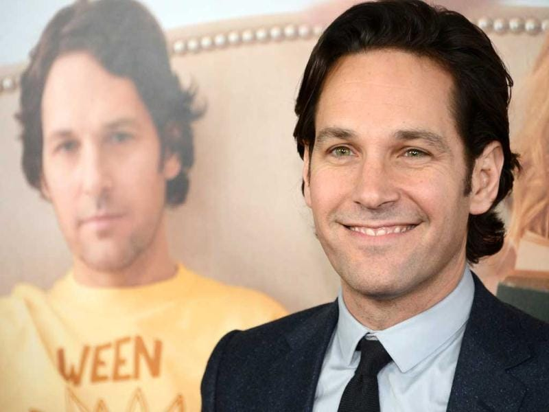 Cast member Paul Rudd arrives at the premiere of Universal's 'This Is 40' at Grauman's Chinese Theatre in Hollywood, California. AFP