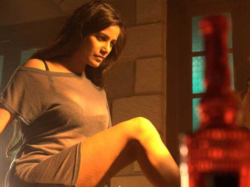 Poonam Pandey gives credit to her passion for her work that got her charged up and the actress also revealed it's the music she listens to before every shot which works well for her.