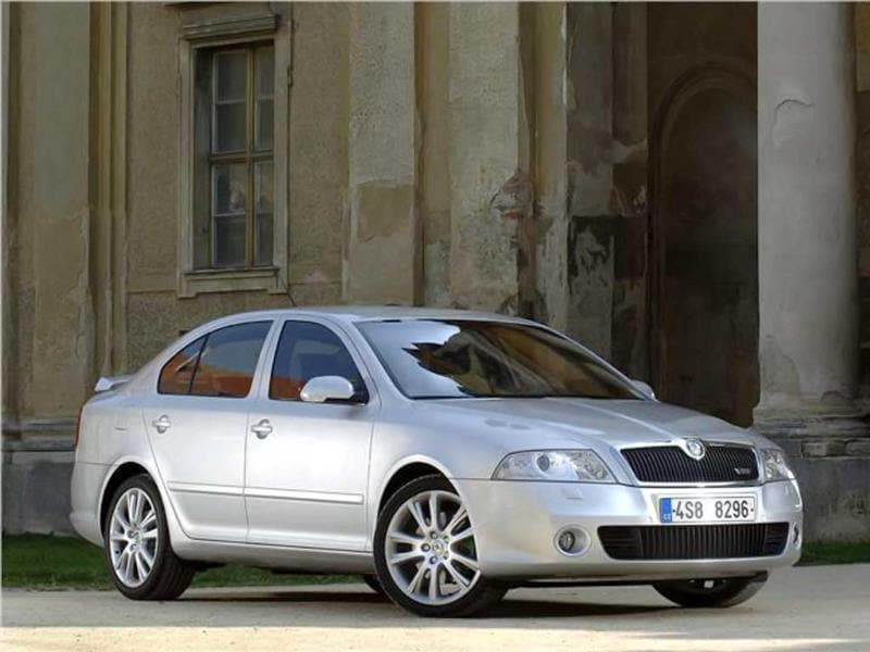 History of the Skoda Octavia