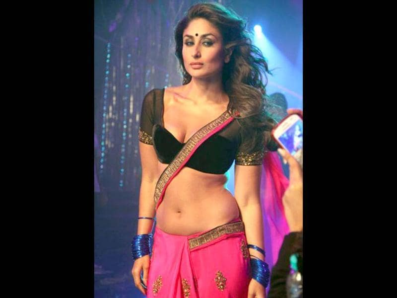 Kareena Kapoor's recently released Talaash has also entered the 100 crore club. The actress was appreciated for her role in the film.