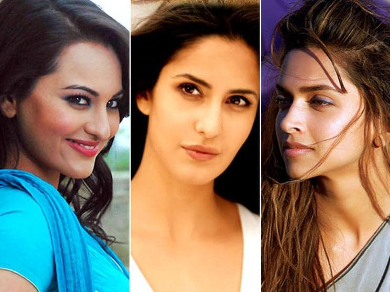 When a film fares well at the box office, it is an actor's star power which is credited for pulling the crowd to theatres. Check out the top ten heroines of this year!
