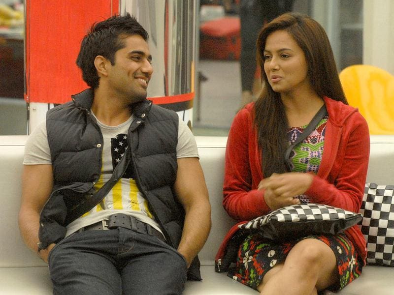 Vishal confessed that he is 'falling for' Sana. Bigg Boss 6