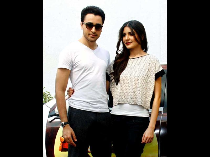 A fresh on-screen couple, Imran Khan and Anushka Sharma certainly look like the Next Big Pairing!