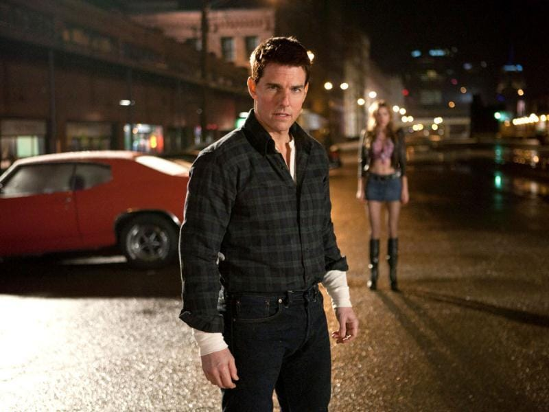 Jack Reacher turns up in the city on hearing the news.